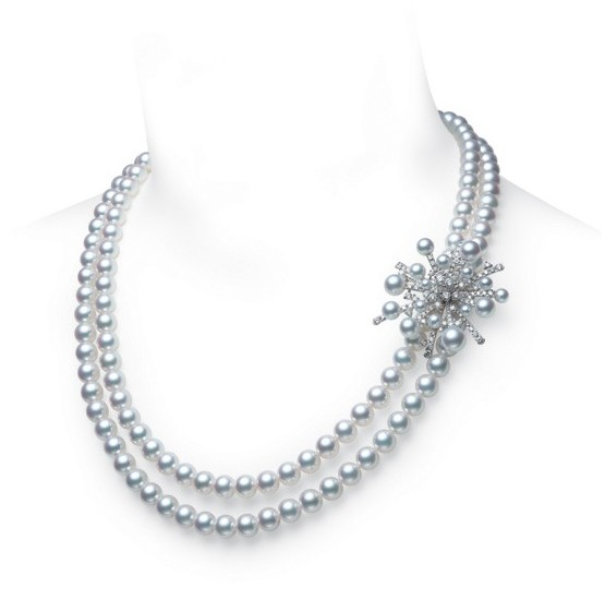 Mikimoto – Splash Necklace