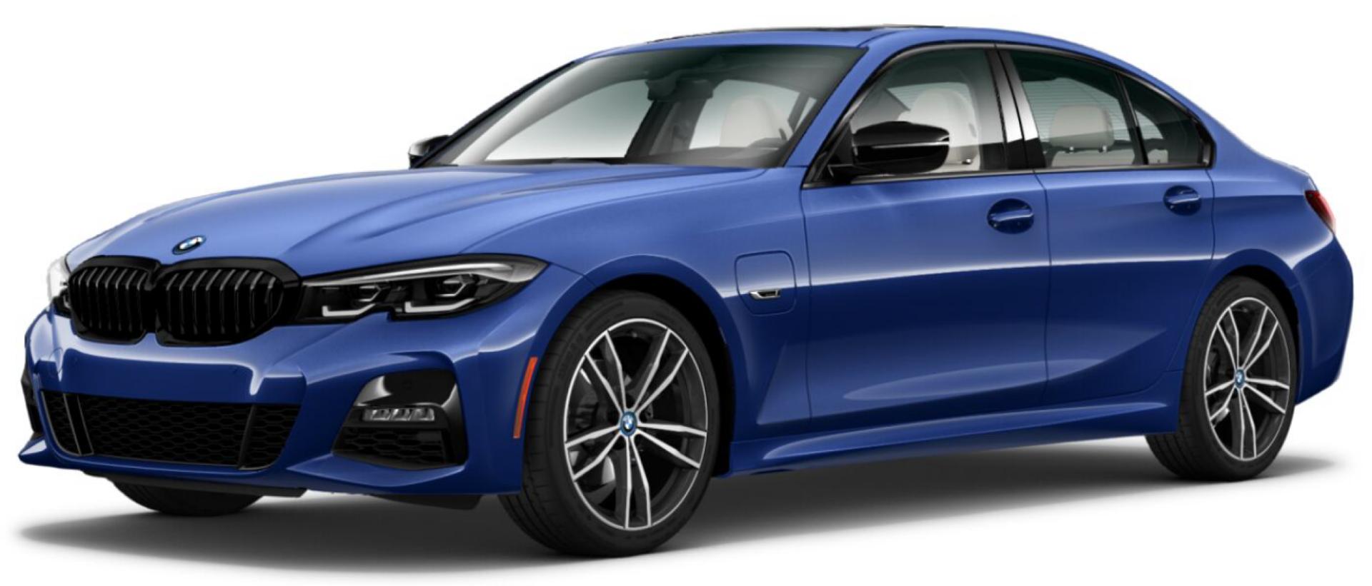 Electrified BMW 330e Plug-in Hybrid Sedan