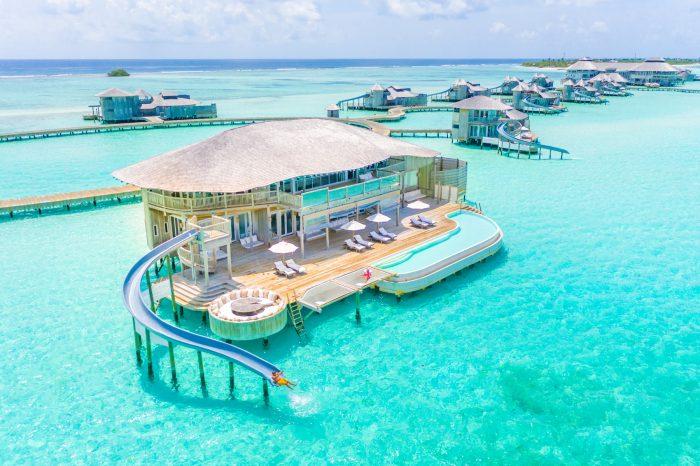 Soneva Maldives Trip